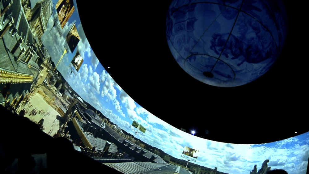 Films, reportages et clips 360°