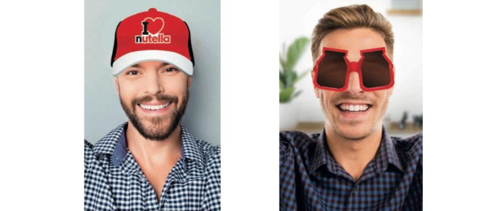 Filtres Spark AR (Facebook) et Lens Studio (Snapchat)